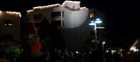 Winter Wonderland 2011: Santa's Arrival
