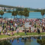 Easter Egg Hunt in Coachman Park