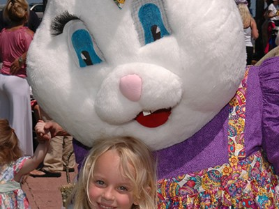 Clearwater Community Volunteers Easter Egg Hunt
