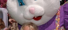 TV News coverage of CCV's Easter Egg Hunt 2008